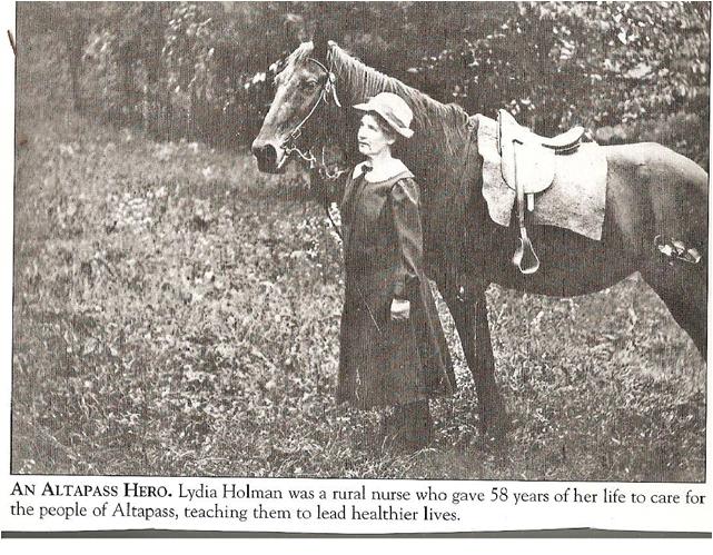 Lydia Holman