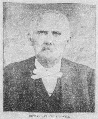 Edward Francis Lovill