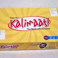 Kalimaat: the wacky word game