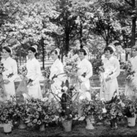 State Hospital (Dorthea Dix Hospital) Graduating Nurses